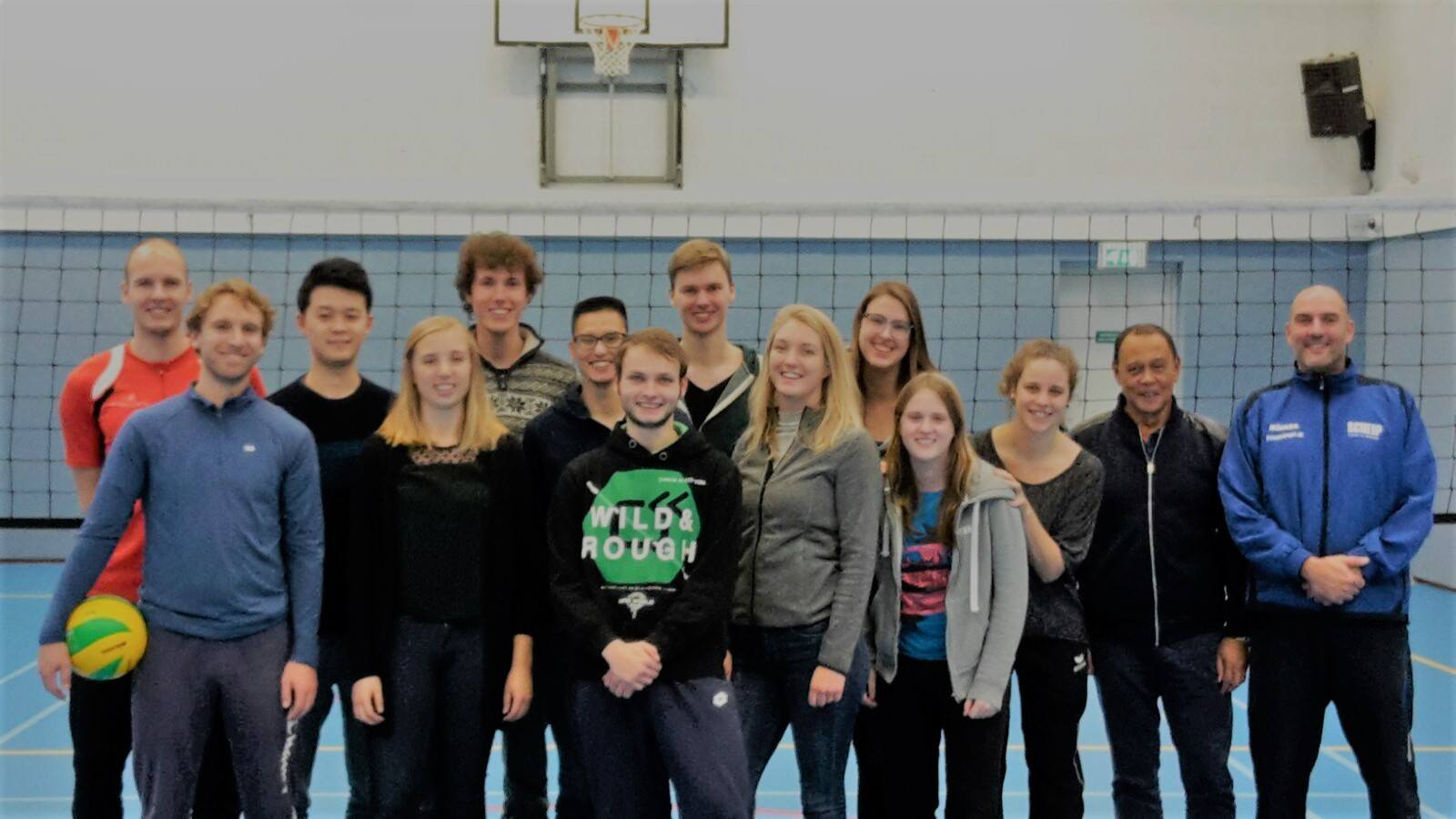 Coachclinic Scherp Volleybal